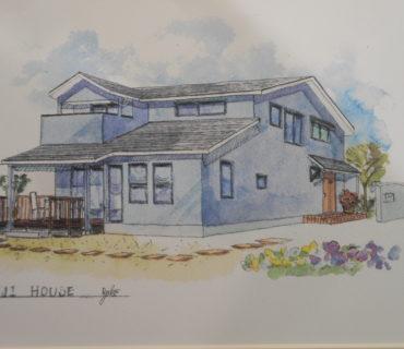 無添加住宅は天然素材の断熱材、しっかりとした耐震構造で住まいを守ります。自然素材である無垢材や漆喰(しっくい)を使い、ナチュラルな雰囲気のリビング・ダイニング。 化学物質過敏症やシックハウス症候群のお客様にもおすすめです。アイ創建にお任せ下さい。