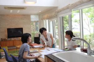 顔タイプ診断講師吉田和歌子さん